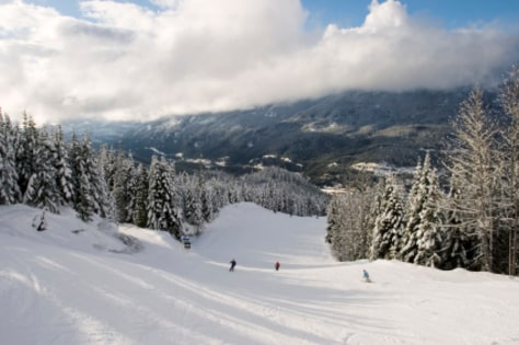Image: Whistler, British Columbia