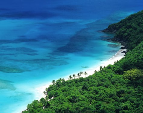 Image: Cinnamon Bay, St.J ohn, U.S. Virgin Islands