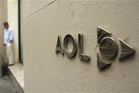 Image: AOL logo