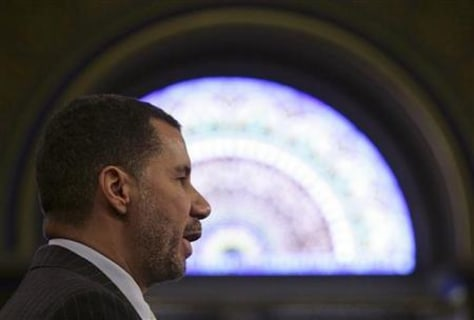 Image: Gov. David Paterson