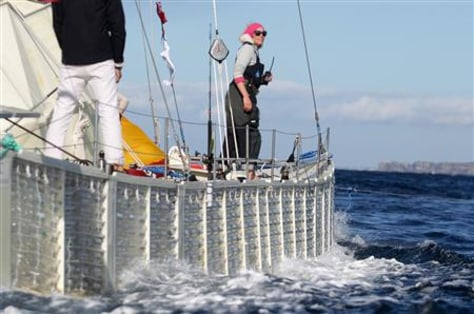 Image: Skipper Jo Royle