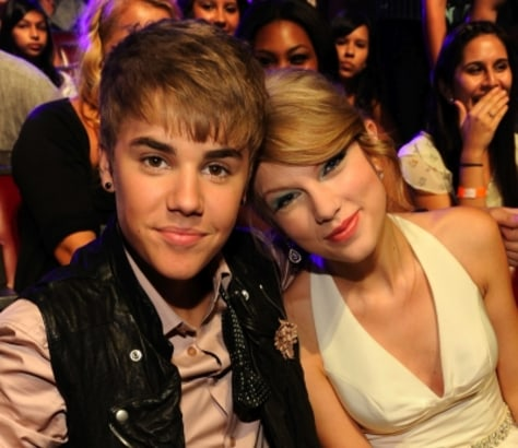 IMAGE: Bieber, Swift