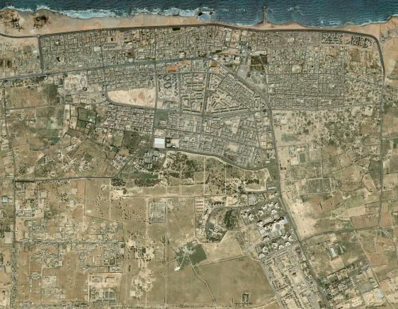 Image: Sirte, Libya