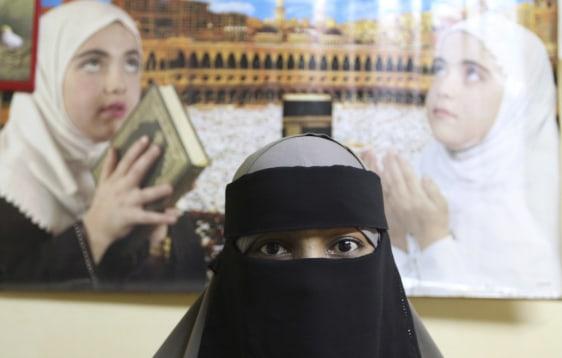 Image: Somali militants' repressive rule