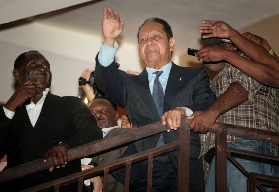"Image: Jean-Claude ""Baby Doc"" Duvalier"