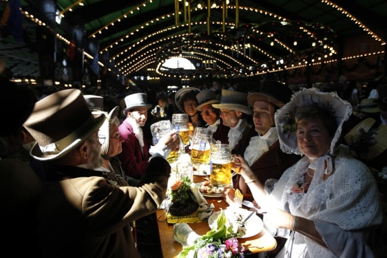 Image: Oktoberfest in Munich