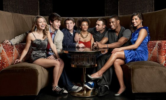 "Image: Cast of ""The Real World Las Vegas"""
