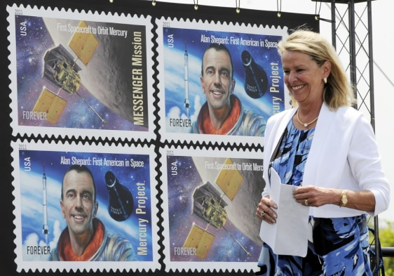 Image: Shepard stamps