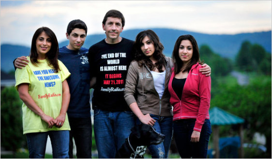 Image: The Haddad family