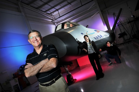 Image: Voss and Dream Chaser