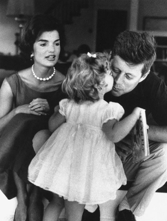 caroline and jackie kennedy relationship