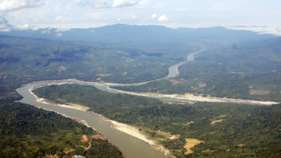 Image: The Irrawaddy River