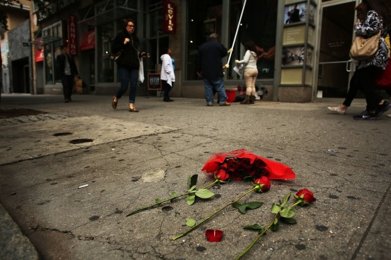Image: Red Bulls Soccer Youth Coach Killed In New York's Union Square Over Weekend