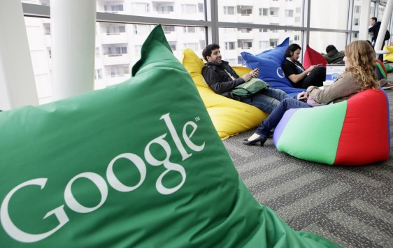 Image: Google offices