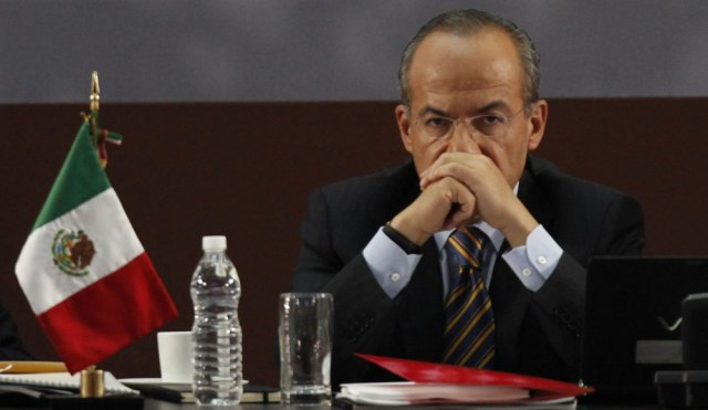 Image: Felipe Calderon