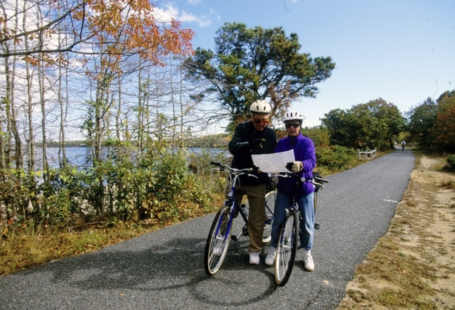 Image: Cycling Cape Cod