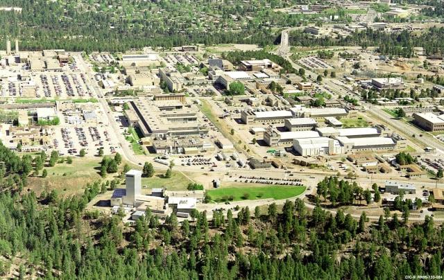 Image: Los Alamos lab