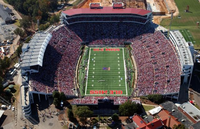 Image: Vaught-Hemingway Stadium