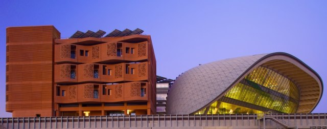 Image: Masdar Institute and dorms