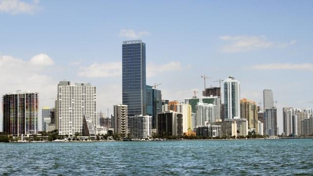 Image: Miami skyline