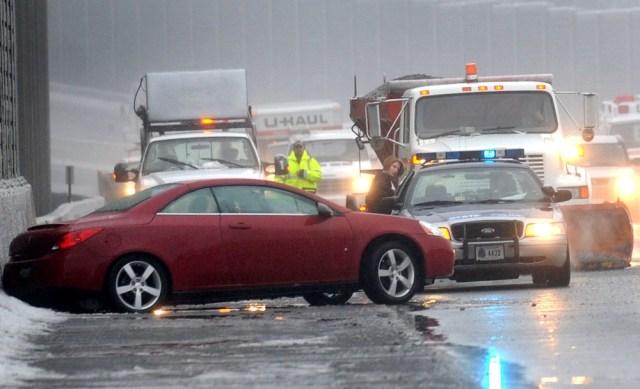 Image: Car crash