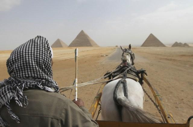 Image: pyramids