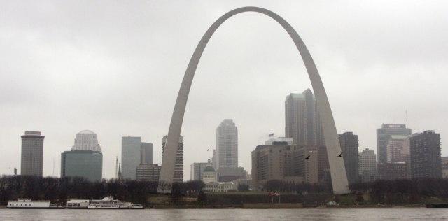 Image: St. Louis skyline