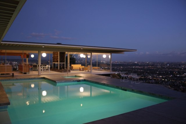 Image: Case Study House #22, Los Angeles