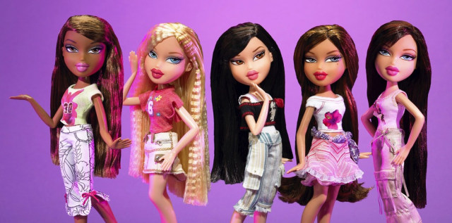 Image: AP I NY USA CHINA BRATZ DOLLS