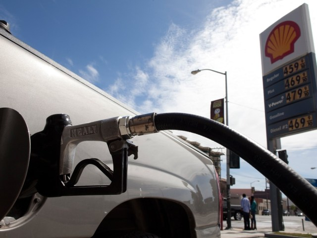 Image: Gas Prices Continue To Rise In California