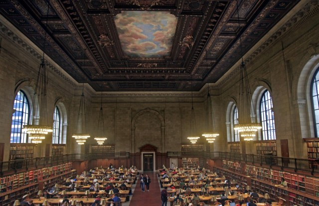 Image: New York Public Library