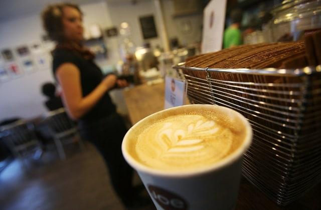 Image: Joe's coffee shop