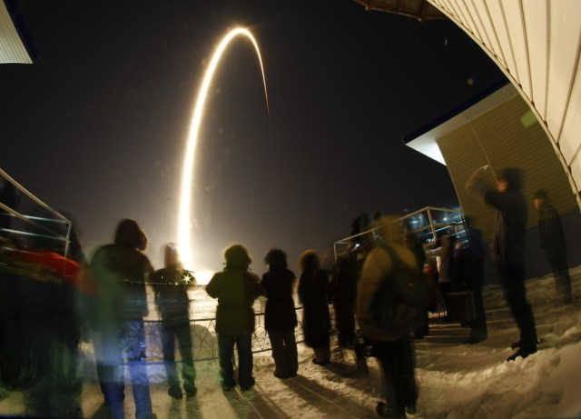 Image: Soyuz launch