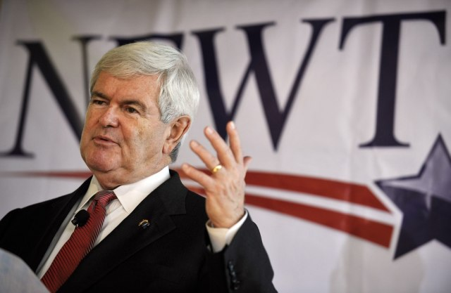 Image: Newt Gingrich