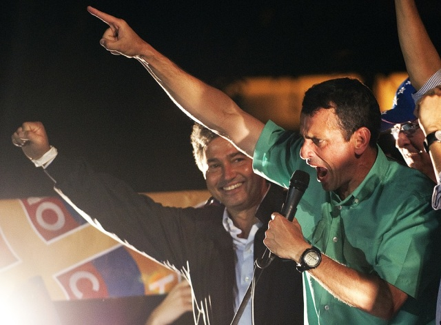 Image: Henrique Capriles
