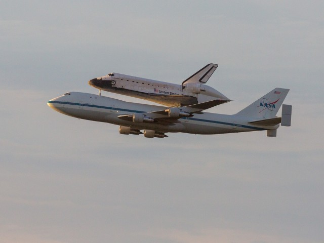 Image: Endeavour and SCA