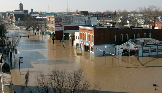 Image: Flooded Findlay