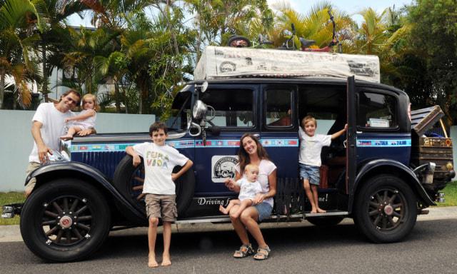 Image: Zapp family