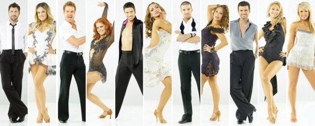 "Image: ""Dancing With the Stars"" pros"