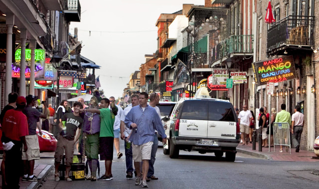 Image: Bourbon Street