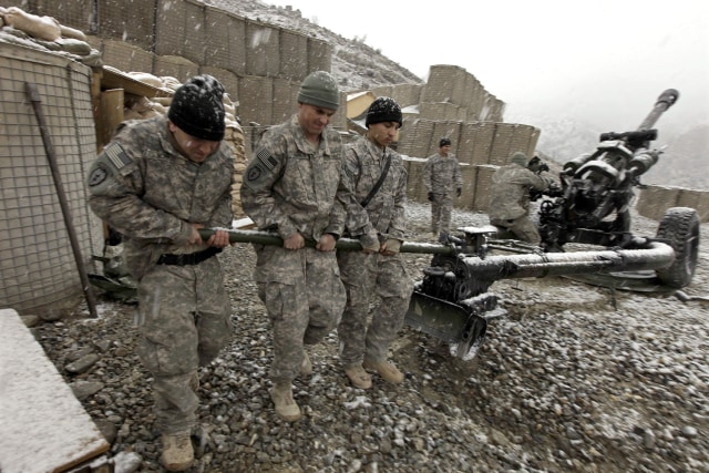 31 US troops, mostly Navy SEALs, killed in Afghanistan