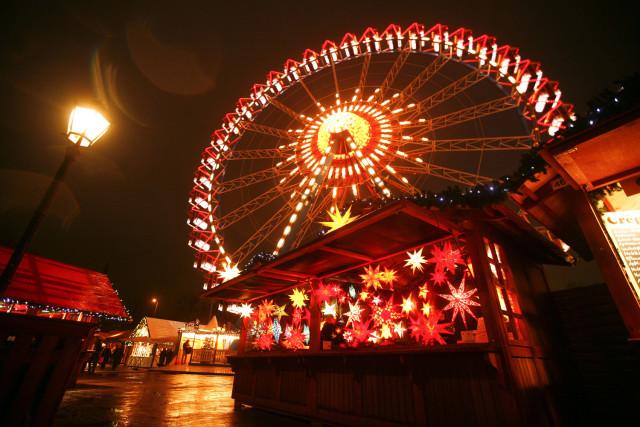 Image: Christmas market