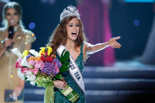 Image: Miss California Alyssa Campanella