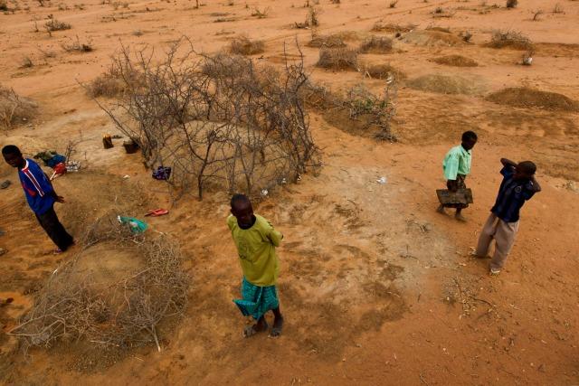 Famine in Somalia: Here's how to help - NBC Nightly News