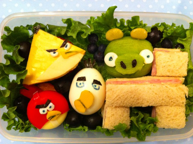 creative lunch ideas make food fun for kids back to school. Black Bedroom Furniture Sets. Home Design Ideas