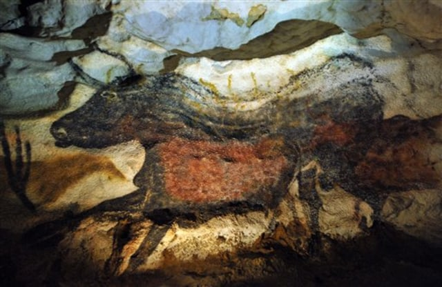 Image: Cave drawing