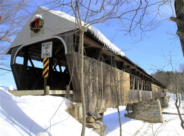 Image: Blair Covered Bridge