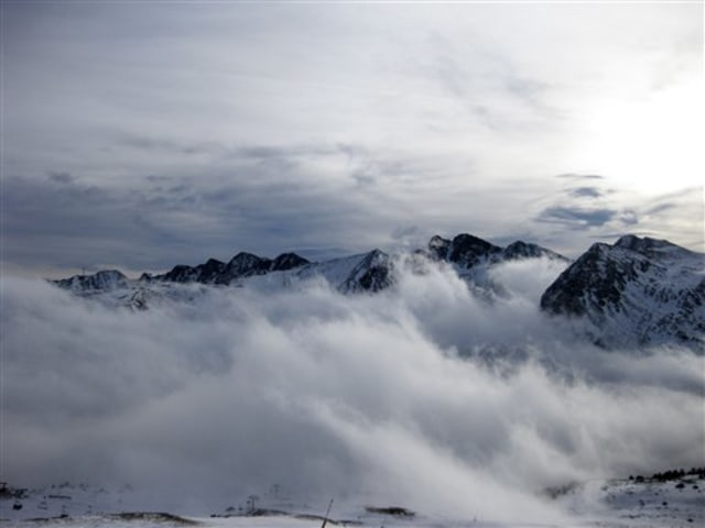 Image: Pyrenees