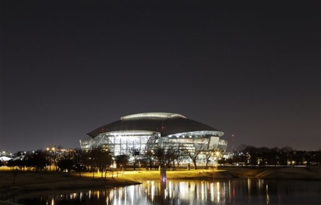 Image: Cowboys Stadium