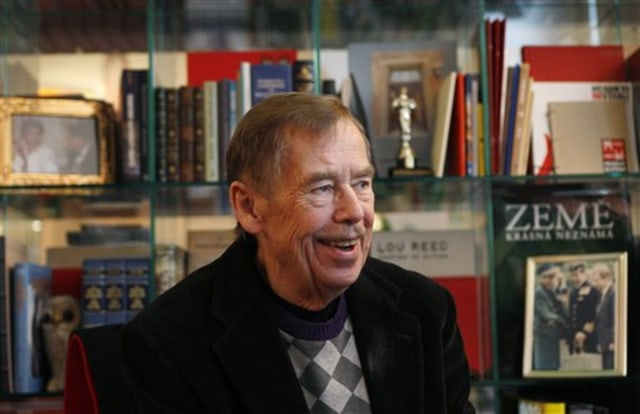 Image: Vaclav Havel